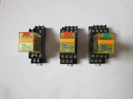 ac110v,ac220v,dc24v各种规格继电器,魏德米勒,日本和泉等品牌大量